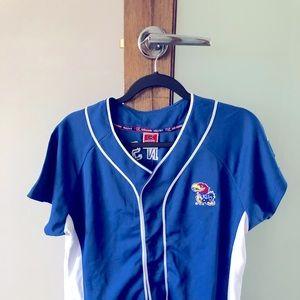 Ladies - New COLOSSEUM Baseball top (US Authentic)